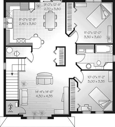 modern multi family building plans modern multi family house plans house plans