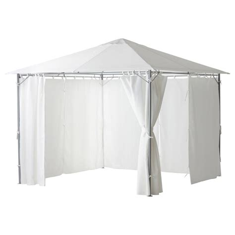 buy fabric gazebo with curtains gazeboss net ideas
