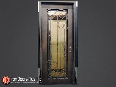 Iron Doors Plus by Idp Mozart Iron Doors Plus Inc