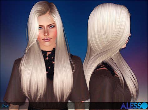 the sims 3 cc hair anto eve hair