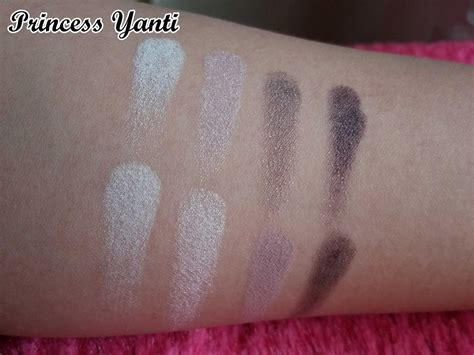 Eyeshadow Yang Matte princess yanti product review essence all about roses