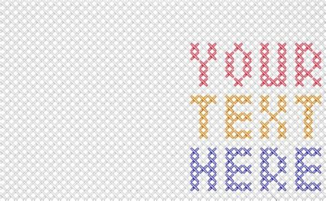 ai pattern cross free download cross stitch pattern free vector download