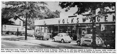 thesambacom weis volkswagen corp queens village  york