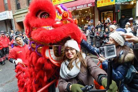 new year parade flushing 2016 festival becomes bridge for cultural exchange