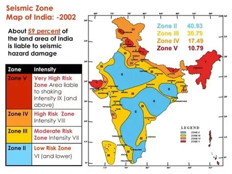 earthquake zone 2 what are the earthquake prone regions in india quora