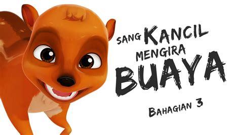 film cartoon pada zaman dahulu pada zaman dahulu s01e06 sang kancil mengira buaya bhgn