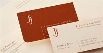 attorney business cards professional lawyer business cards design exles