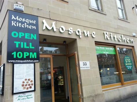 S Kitchen Edinburgh by Outside Picture Of The Mosque Kitchen Edinburgh