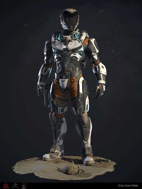 explorer zbrush character polycount