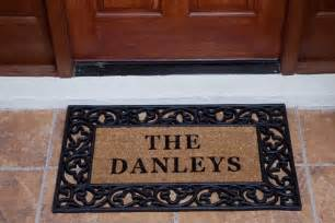 personalized doormats coir door mats koko doormat entry mat welcome mats