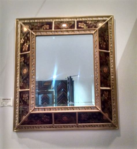 Handmade Decorative Mirrors - custom mirrors allan jeffries framing