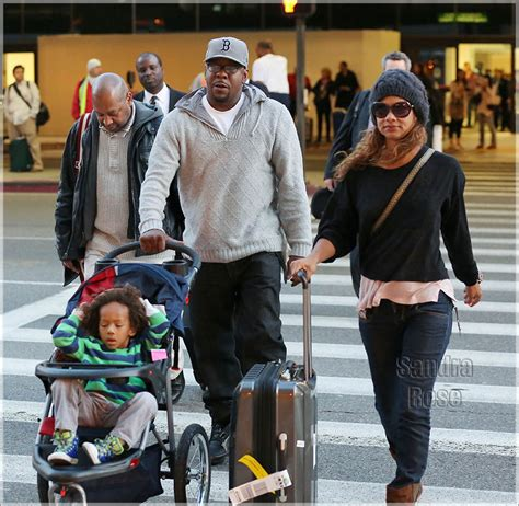 Bobby Brown With Wife Alicia Etheridge And Son C Ius
