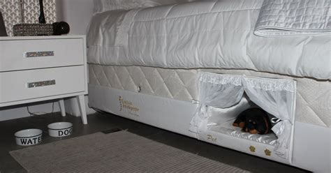 human sized dog bed this bed has a tiny compartment for your pet so that you