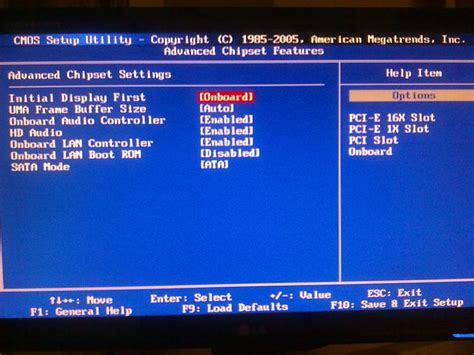 reset bios without monitor dual monitor issue secondary monitor is undetectable