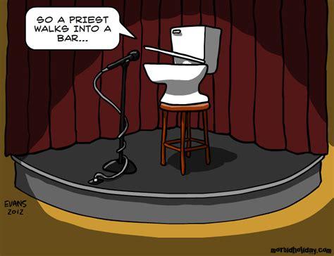Bathroom Humor Jokes Morbid Toilet Humor