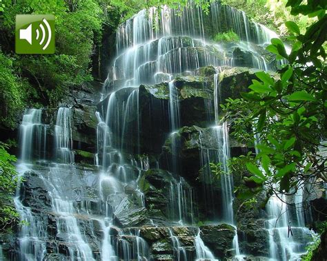 waterfalls wallpapers  sound wallpapersafari