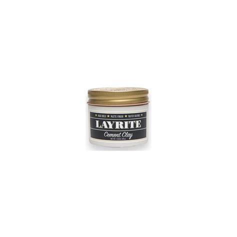 Pomade Indonesia official distributor layrite cement hair clay by indonesia pomade