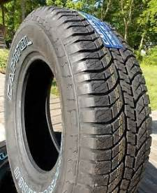 Tires For Sale P255 70r16 P255 70r16 Four 4 New Capitol Precision Trac Ii Tires P