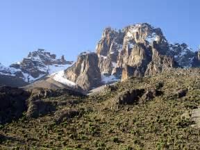 Kenya Search Mount Kenya