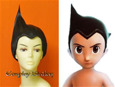 astroboy hair astro boy tobi custom styled cosplay wig com582 ebay