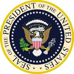 ficheru seal of the president of the united states svg
