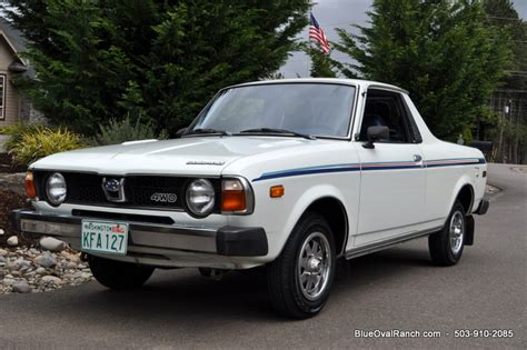 brat car subaru brat for sale autos post