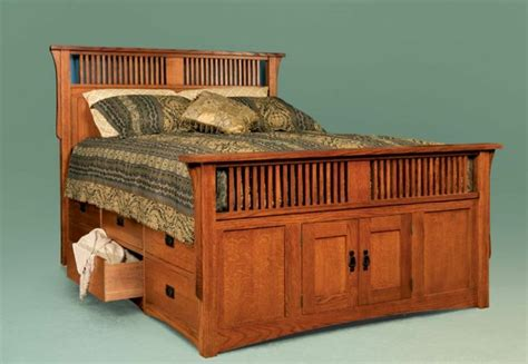 King Captains Bed With Drawers by King Bed With Storage Drawers Oak King Size Storage Bed