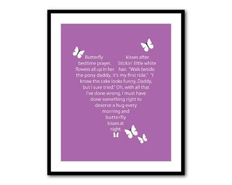 Bedroom Lullaby Kisses In The by Nursery Inspirational Wall From Susan Newberry Designs