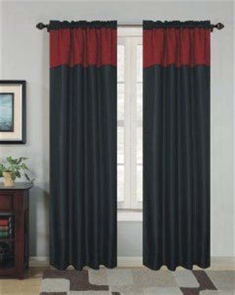 red black and gray curtains black and red curtains harley quinn inspired room