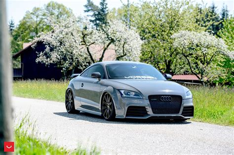 Audi Rs Tuning by Audi Tt Rs Tuning Wallpapers Hd Sport Vossen Wheels