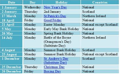 bank working days search results for 2015 calendar uk bank