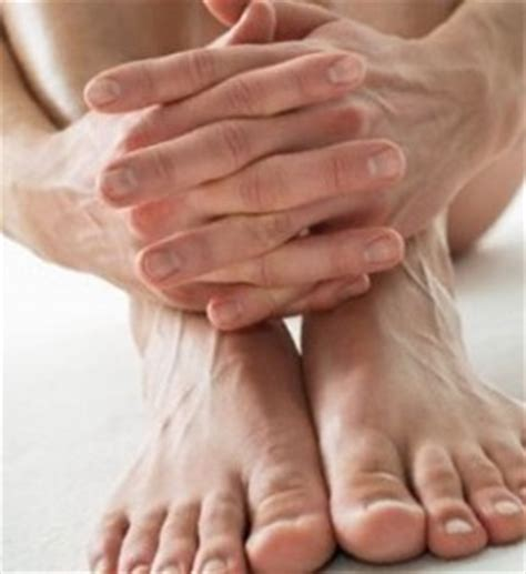 Mens Pedicure by Manicure