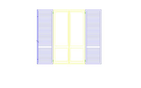 zoom finestra layout autocad buztic com sgabelli dwg prospetto design inspiration