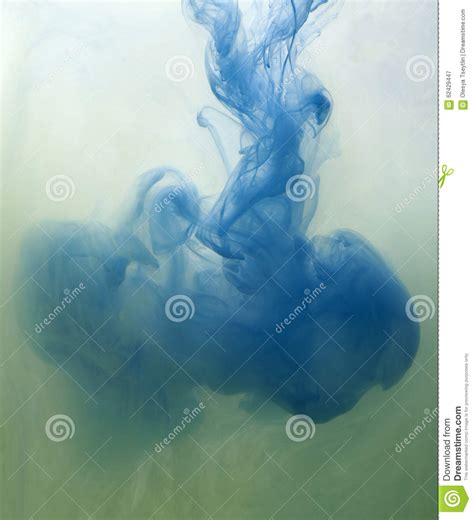 acrylic paint mix with water mixing acrylic paints in water stock illustration image