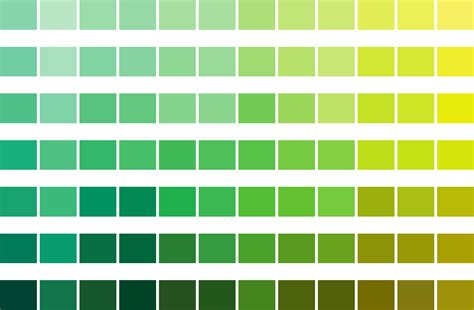 pantone green pms color chart green www imgkid com the image kid has it