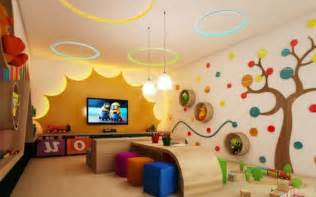 Kindergarten Classroom Decorating Themes - modern ideas for kindergarten interior decor10 blog