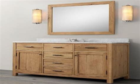 Wood Bathroom Vanities Wood Bathroom Vanity Cabinets Solid Wood Vanity Units For Bathrooms