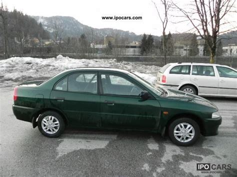 1999 mitsubishi 4 door air car photo and specs
