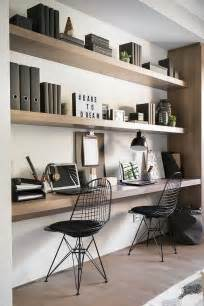 Shelves For Office Ideas 35 Floating Shelves Ideas For Different Rooms Digsdigs
