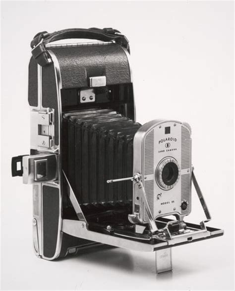 libro lands polaroid a company exhibit at harvard business s baker library focuses on polaroid camera and other