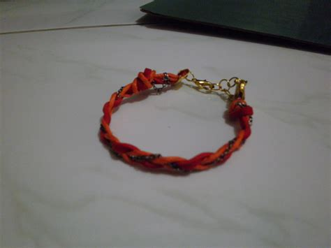 cord chain bracelet     rope bracelet jewelry making  cut