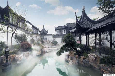 taohuayuan suzhou la maison la plus ch 232 re de chine conviendrait 224 un