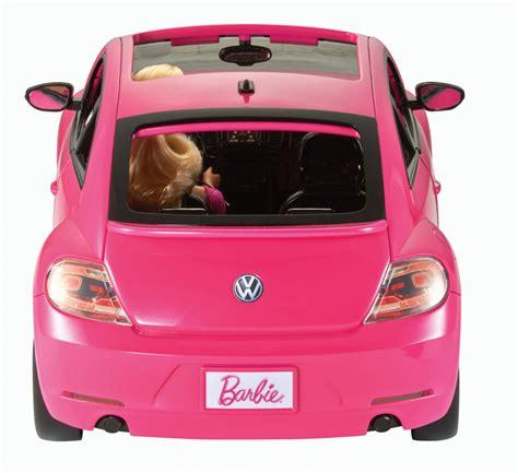 Barbie Volkswagen Beetle And Doll