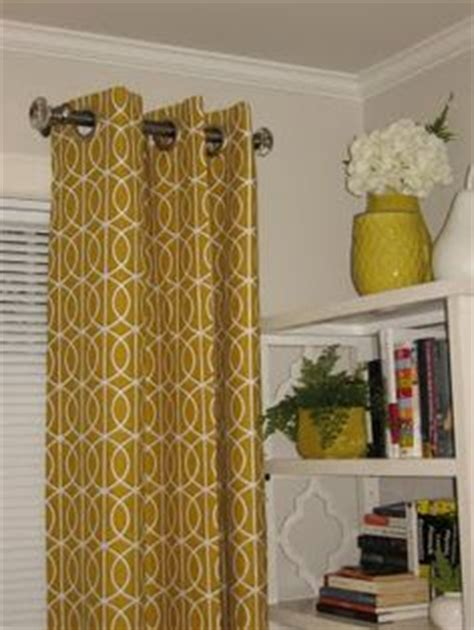 side mount curtain rod panel curtains side panels and curtain rods on pinterest