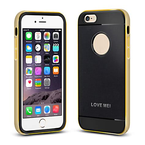 Silicon Ultrathin Iphone 6 4 7 mei ultrathin for iphone 6 gold