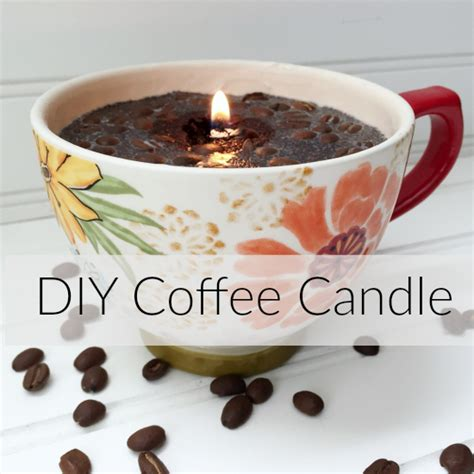 diy candles cleaning tip tuesday diy coffee candle lemons lavender