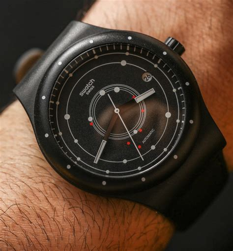 Swatch Automatic swatch sistem 51 review buy a 150 swiss automatic ablogtowatch