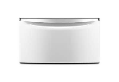 pedestal xhpc155xw whirlpool washer or dryer pedestal w drawer xhpc155xw