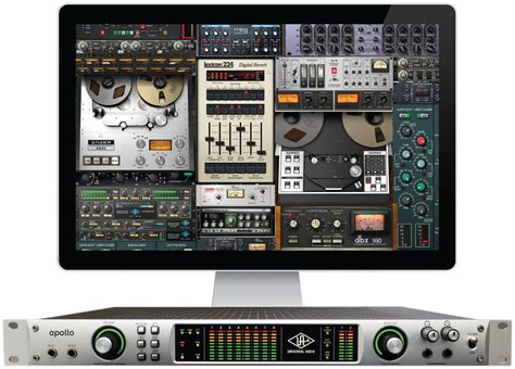 uad apollo duo firewire universal audio apollo duo 18 x 24 fw800 audio interface