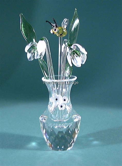 Swarovski Vase by Swarovski Swarovski Vase Bud 012259 Swarovski